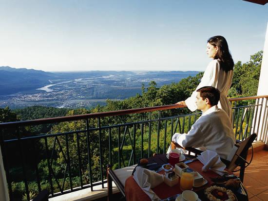 Отзывы о аюрведическом курорте Ананда СПА Гималаи